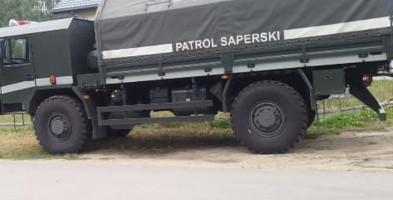 Ruch pociągów Sochaczew - Łowicz wstrzymany. Znaleziono pocisk pod torami-54671