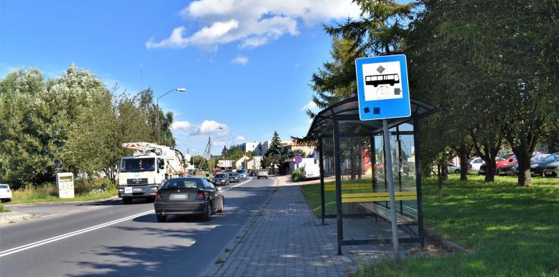 ZKM Sochaczew: będą zmiany przystanków - 54684