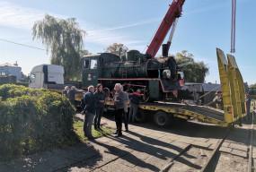 Sochaczewski  Px48 wyruszył w drogę do Lipiec Reymontowskich-54685