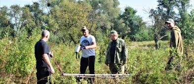 Wielkie poszukiwania czołgu skrytego w ziemi gminy Iłów FOTO VIDEO-54693
