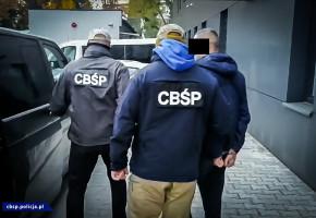 Laboratorium amfetaminy w powiecie sochaczewskim. CBŚP zabezpieczyło kilka kilogramów narkotyków-55067