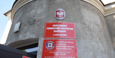 Sytuacja epidemiczna w powiecie sochaczewskim 20 października-55079