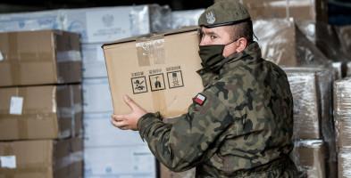 Terytorialsi w drodze do Sochaczewa. Operacja Trwała Odporność-55080