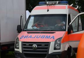 Pijany 33-latek próbował ukraść karetkę ze szpitala i wrócić nią do domu-55148