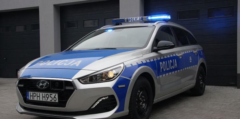 Komenda Powiatowa Policji w Sochaczewie na temat strajku kobiet w mieście - 55150