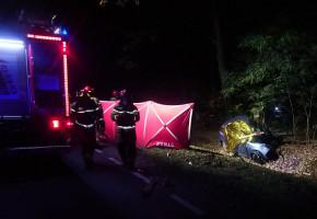 Śmiertelne zderzenie z ciężarówką w powiecie żyrardowskim. Policja apeluje-55160