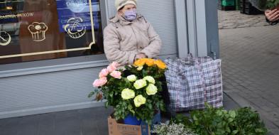 Wszystkich Świętych w Sochaczewie. Sprzedawcy odnotowują duże spadki-55203