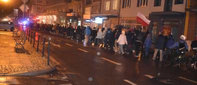 Strajk Kobiet Sochaczew dzień siódmy. Dziś było szczególnie-55207