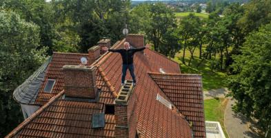Pałac w Gawłowie. Najważniejszym wyzwaniem był remont dachu-56146