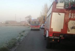 KPP Sochaczew szuka świadków wypadku w Dzięglewie-56156