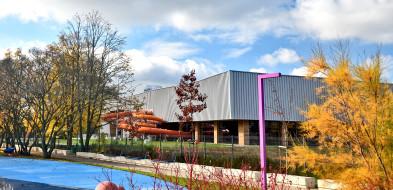 Centrum Sportu w Błoniu. Prace konserwacyjne na basenie trwają-56245