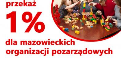Przekażmy 1% dla organizacji pozarządowych z Mazowsza-56498