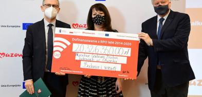 Pieniądze z UE na polski laser i e-usługi-56509