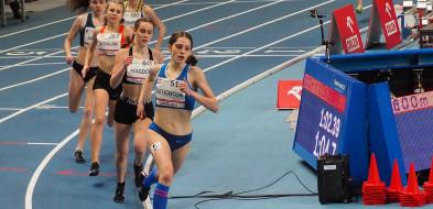 Lena Suchowolak Mistrzynią Polski na 600 metrów-56603