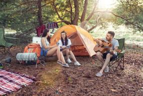 Nocowanie w lesie będzie to już legalne! Wystarczy, że spełnisz te warunki-56675