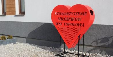 Teresin: trzecie serce na nakrętki dla Kacperka Olczaka w Topołowej-56724