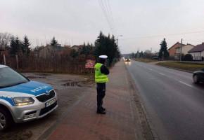 Akcja NURD w naszym powiecie. Policjanci świadkami niebezpiecznej sytuacji-56731