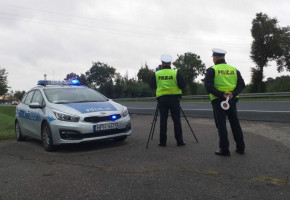 Kromnów: pirat w BMW rażąco przekroczył dozwoloną prędkość-56733