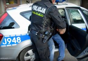 23-latek zatrzymany z amfetaminą w Wójtówce-56743
