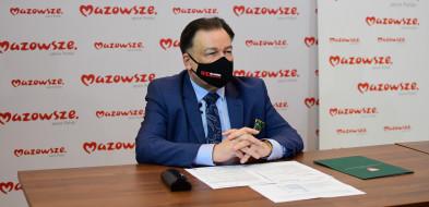 Samorząd Mazowsza chce przeszkolić 3 tys. lekarzy. Apel o pozostanie w domach w święta-57249