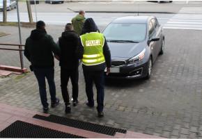 KPP Sochaczew. Zatrzymano dwóch poszukiwanych-57802