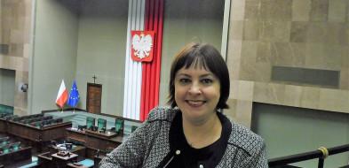 Agnieszka Sławińska, nauczycielka z Szymanowa nagrodzona w konkursie Urzędu Marszałkowskiego -57844