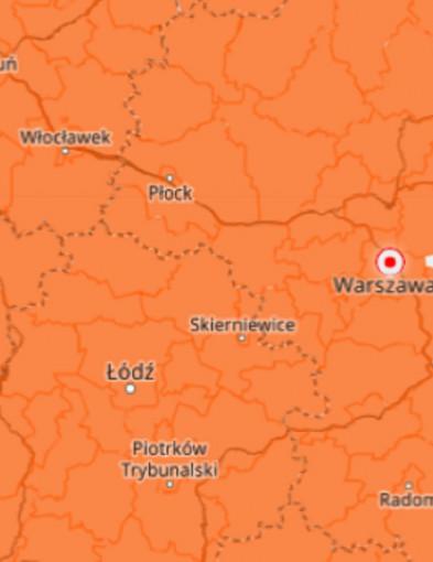 Poważne ostrzeżenie meteo dla powiatu sochaczewskiego. Pięć dni wyzwania-58401