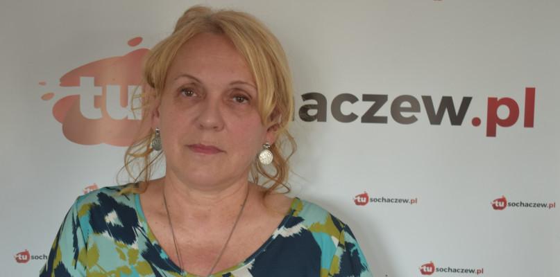 Starosta Jolanta Gonta: opinia NFZ jest jednoznaczna, byłam uprawniona do zaszczepienia