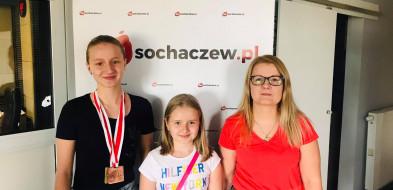 Zuzanna Denisiewicz z tytułem mistrzyni Polski w pływaniu-58929