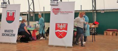COVID-19 Sochaczew 3 sierpnia. 1 chory na 76 testów-59093