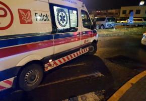Sochaczew: potrącenie na pasach w centrum. Ruch wahadłowy-59885