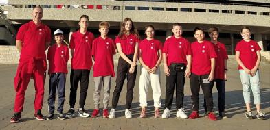 Duży sukces młodych zawodników Karate Klub Sochaczew-60063