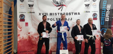 Bardzo dobry występ Mata Leao Jiu Jitsu Sochaczew. Złoto Tomasza Wańki-60198