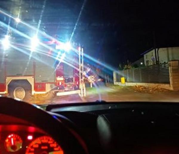 Śmiertelny wypadek w Konarach, droga zablokowana-60269