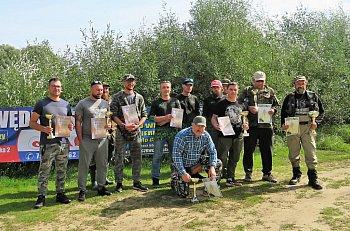 Zawody Spinningowo - Muchowe o Puchar Zarządu Koła PZW Chodaków-9577