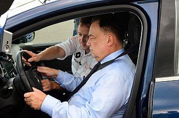 Szkolenia dla kierowców na Torze Modlin-9578