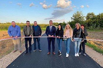 Droga Rybno-Karolków Rybnowski uroczyście oddana do użytkowania-9580