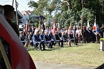 Uczcili pamięć ofiar zbrodni w Boryszewie 22 września 1939-9598
