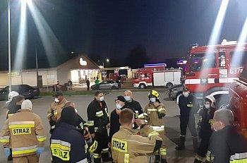 Poszukiwania Bartłomieja W. z Sochaczewa. Policja i strażacy przeczesują pobliskie tereny-9708