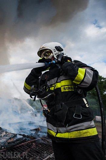 Strażacy w powiecie sochaczewskim 2020-9946