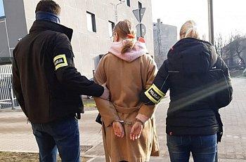 Przestępcy zatrzymani w powiecie sochaczewskim-10060