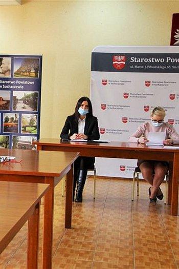 Posiedzenie Powiatowej Rady Rynku Pracy w Sochaczewie-10071