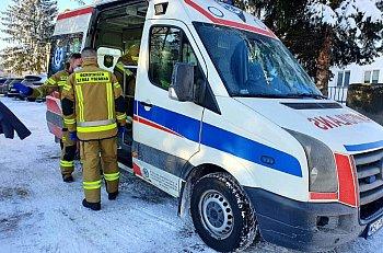 Strażacy wspierają Narodowy Program Szczepień-10073