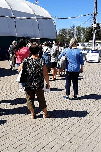 Szczepienia nauczycieli w Sochaczewie-10324