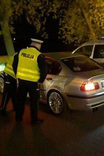 Akcja policji na drogach powiatu-10339