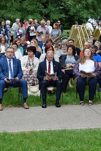 Pieśni powstańcze w Parku Garbolewskiego-10630