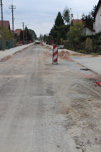 Trwa remont ulicy Boryszewskiej-10905