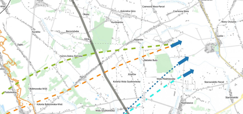 Koleje Do Cpk Jest Mapa Ruszaja Konsultacje Tusochaczew Pl