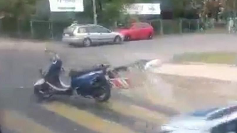 Wypadek w Boryszewie