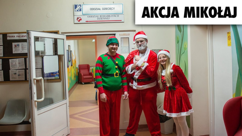 Życie Sochaczewa - Akcja Mikołaj